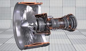 工業・機械製品CGのイメージ